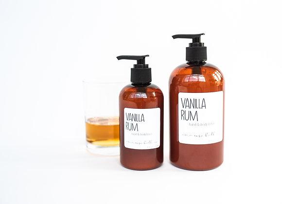 Vanilla Rum