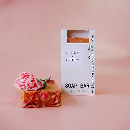 Peony + Poppy