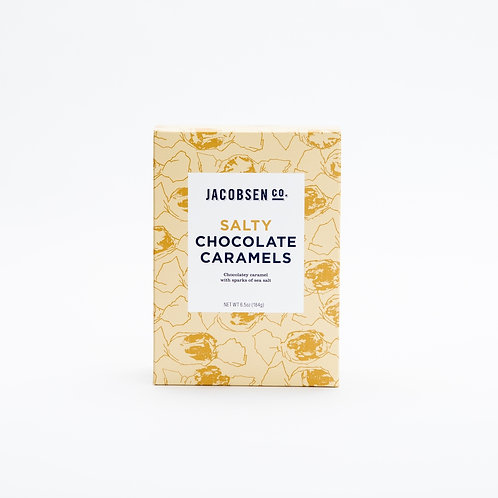 Jacobsen Co Salty Chocolate Caramels