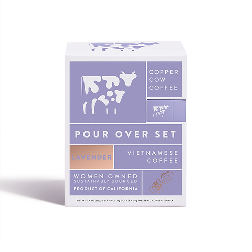 Coffee - Lavender Latte