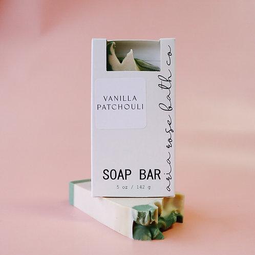 Vanilla Patchouli