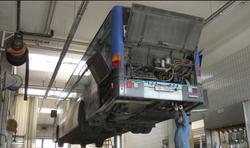 Bus Accident Repair