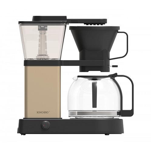 Konchero Aluminyum Filtre Kahve Makinesi ( Duşlama Sistemli )