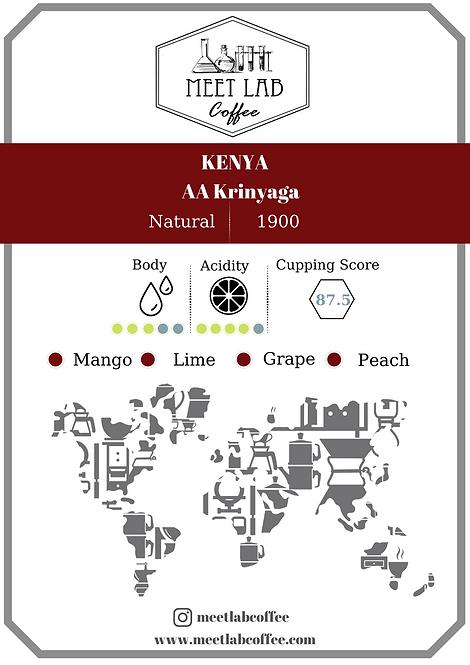 Kenya AA Krinyaga