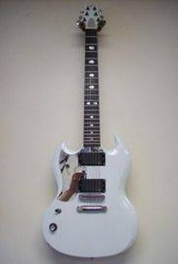 JB custom signature Guitar 1300.00 us dollars