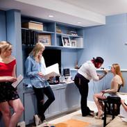 Behind the Scenes Makeup Prep