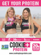 Cookie Plus Protein Ad