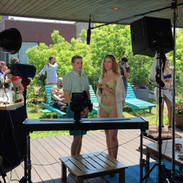 """Behind the Scenes """"Rooftop Party"""""""