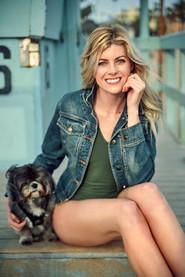 Danielle Maddox _ Santa Monica Pier [Jan