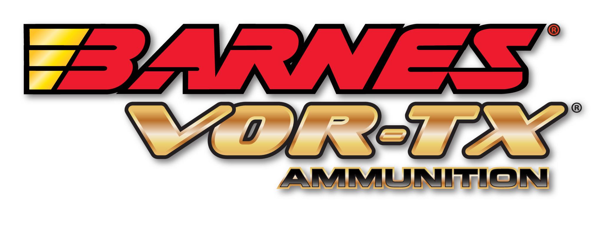 Barnes VOR-TX Ammunition logo.jpg