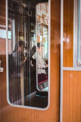 Osaka Train