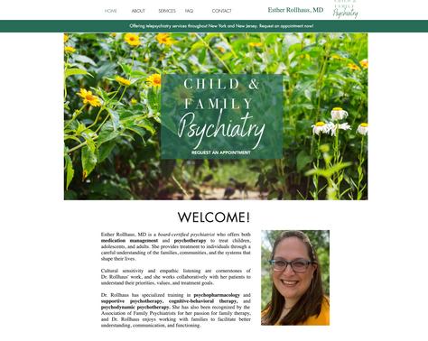 Child & Family Psychiatry