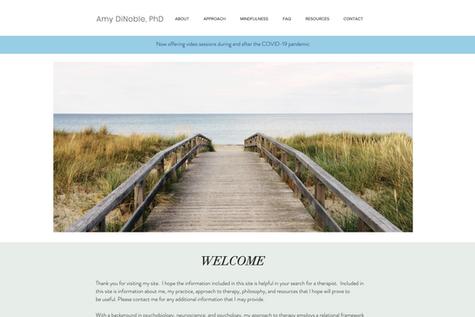 Dr. Amy DiNoble