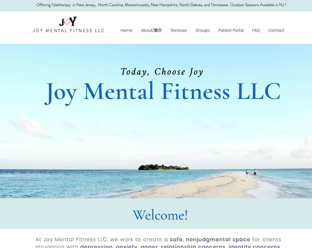 Joy Mental Fitness