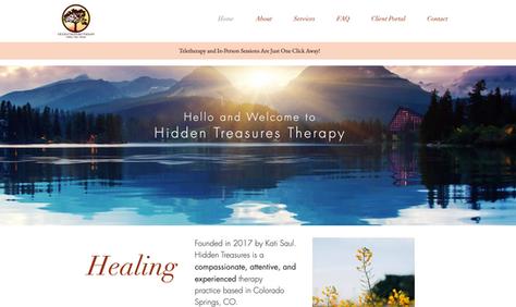 Hidden Treasures Therapy