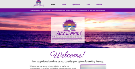 Julie Conrad Counseling