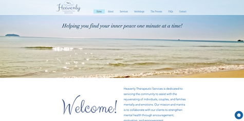 Heavenly Therapeutic Services