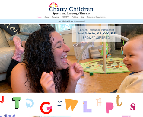Chatty Children