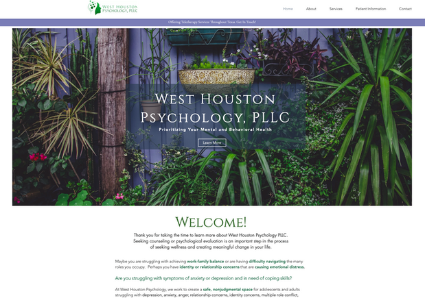 West Houston Psychology