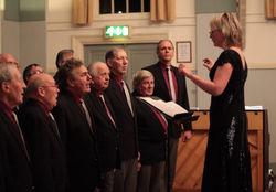 Choir at Christmas