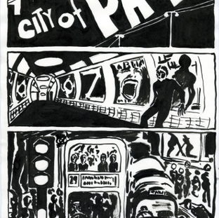 City of pain