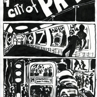 City of pain