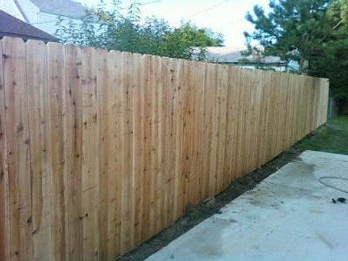 Franks Fences Fences Post Holes And Deck Installation