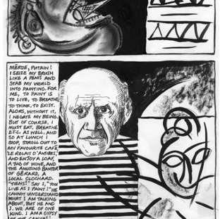 Picasso page 1