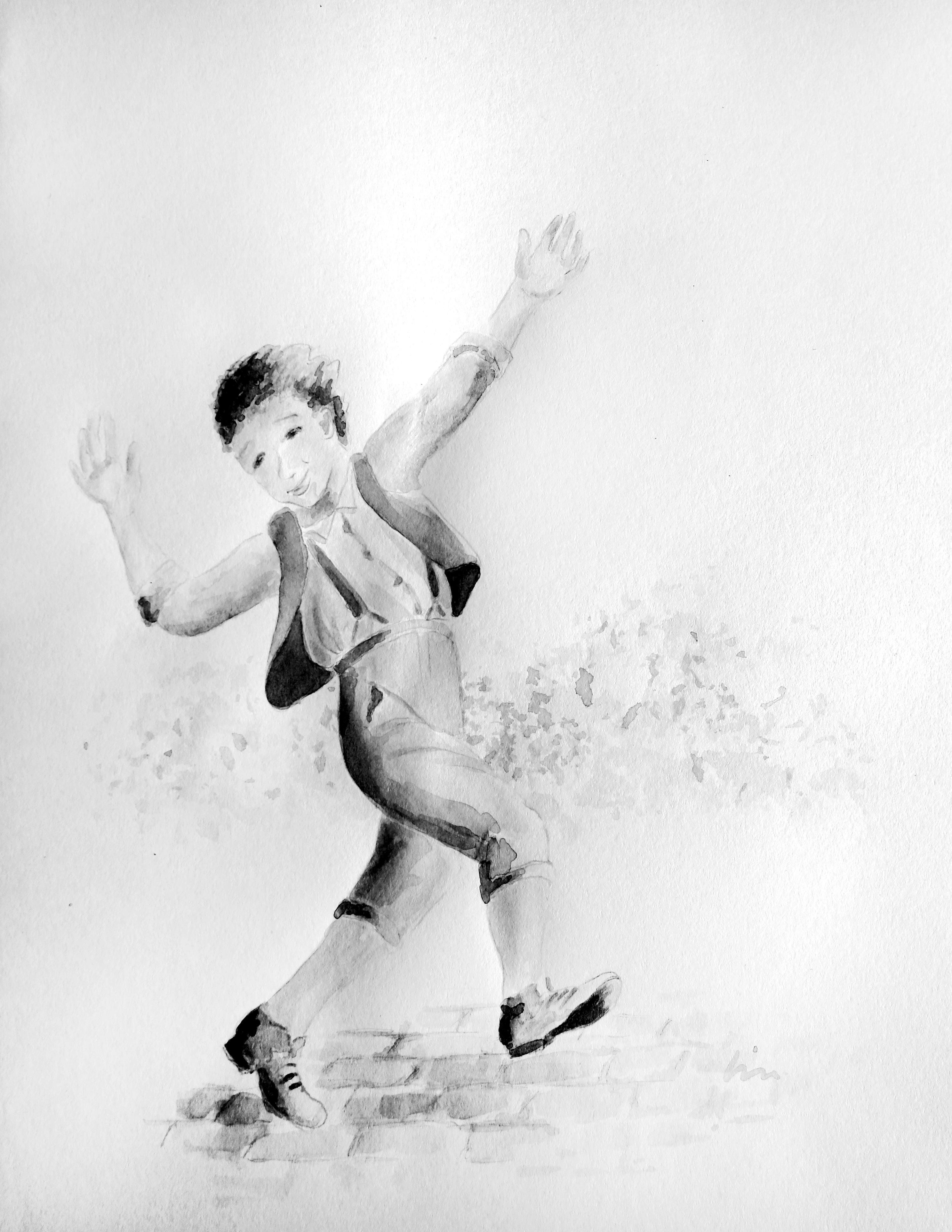 Colin Dancing