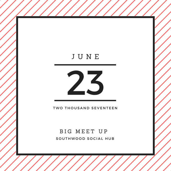Join us for a Meet Up!