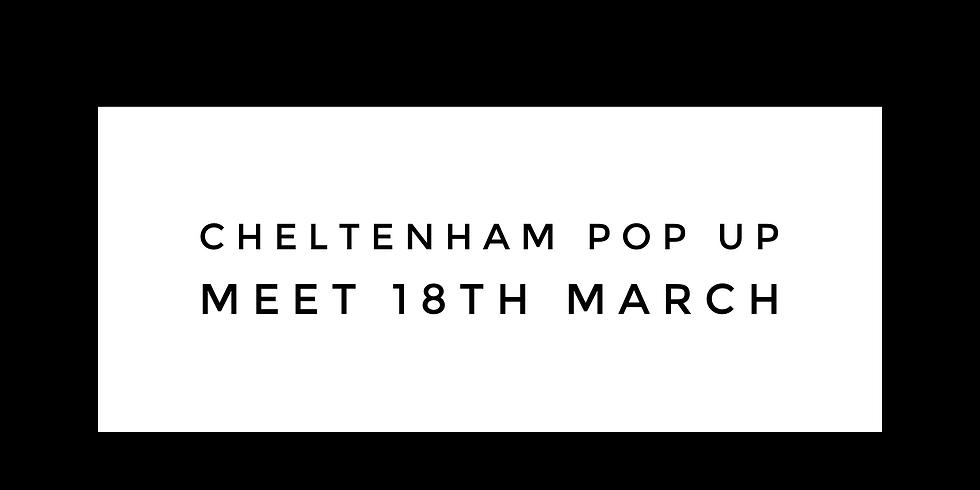 Cheltenham Pop Up Meet