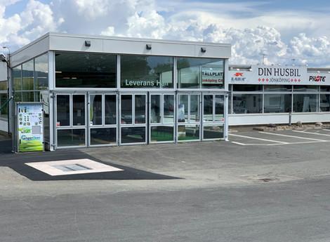Nya ställplatser i Jönköping !