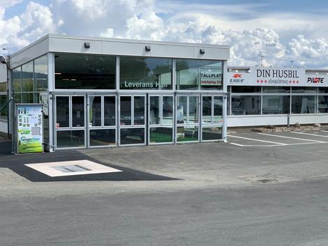 Nye pladser i Jönköping !