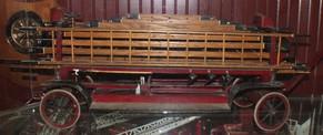Old Fire Truck Model