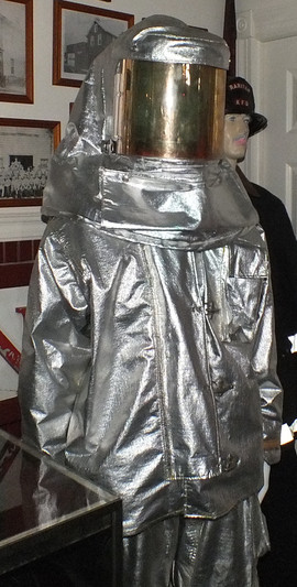 High Heat Proximity Suit