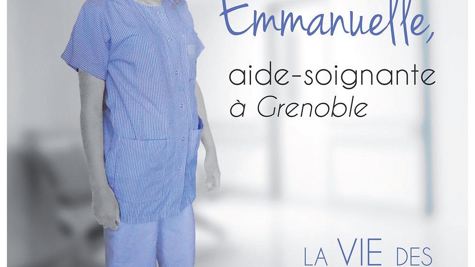 Emmanuelle, aide-soignante à Grenoble