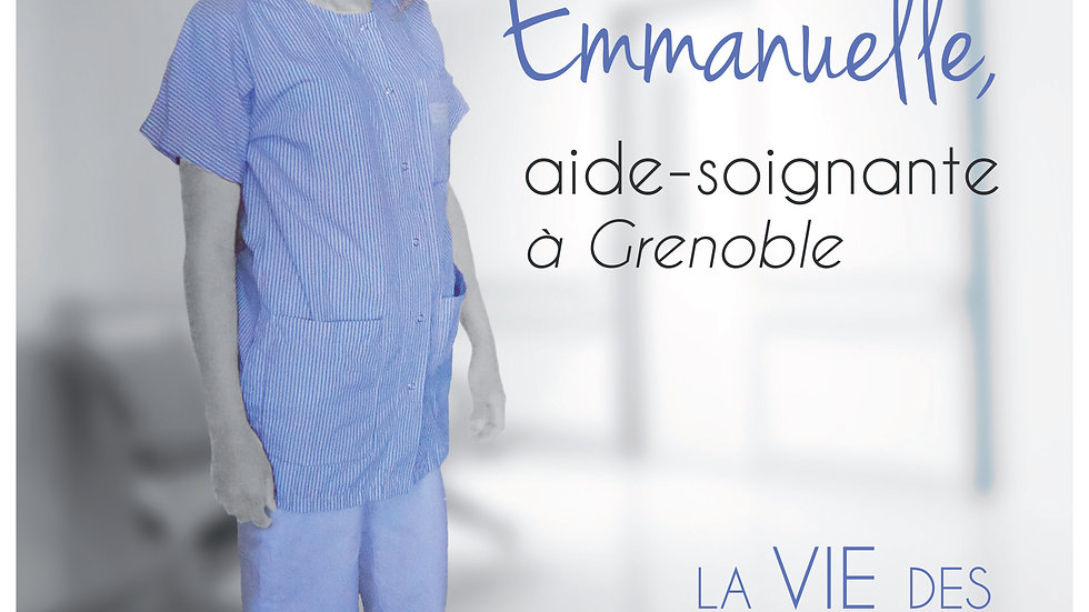 Emmanuelle, aide-soignante