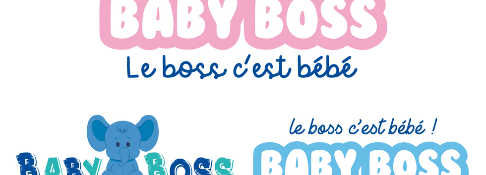 CRɉATION LOGO BABYBOSS