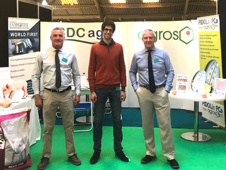 BDC agri at the British Pig and Poultry Fair 2018