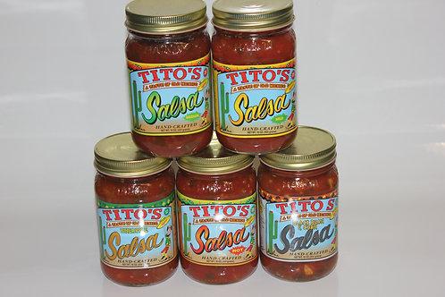 Tito's Salsa