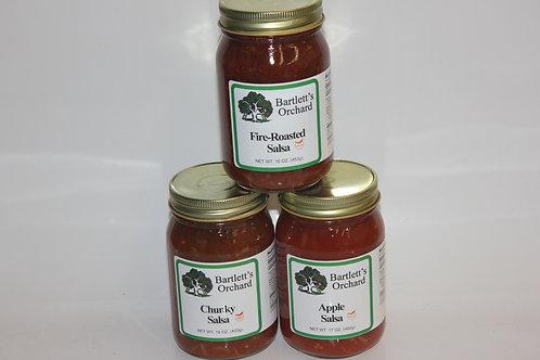 Bartlett's Brand Salsa