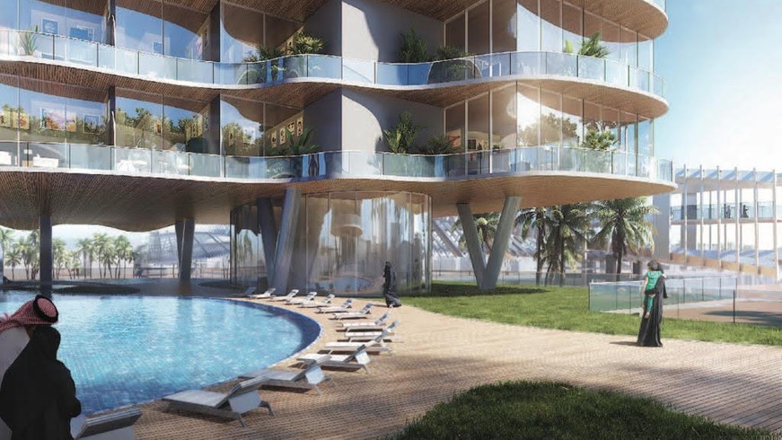 Waterfront Canal Residence