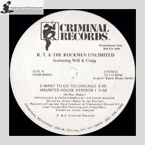 R.T. & The Rockmen Unlimited feat. Will & Craig - (I Want To Go To) Chicago