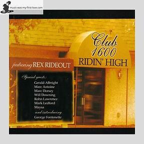 Sampler - Club 1600 - Ridin' High