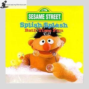 Soundtrack - Sesame Street - Splish Splash Bath Time Fun