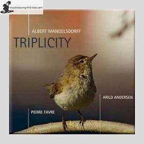 Albert Mangelsdorff - Triplicity