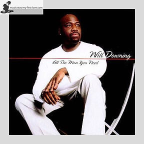 Will Downing - All The Man You Need