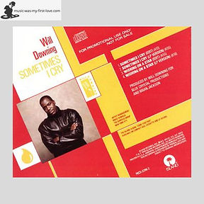 Will Downing - Sometimes I Cry