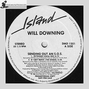 Will Downing - Sending Out An S.O.S.