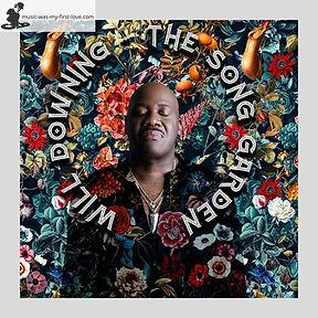 Will Downing - The Song Garden